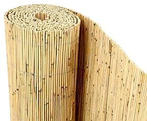 Bambus-discount.com Beach Brise-vue de qualité pour balcon, terrasse, jardin en bambou 200x600cm
