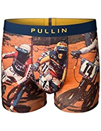 Pull-in Pullin Men's Boxers Red red