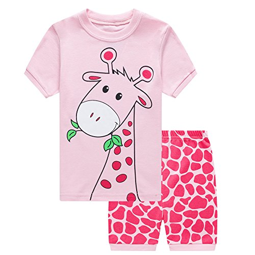 Baby Girls Pajama Set Cute Kids ...