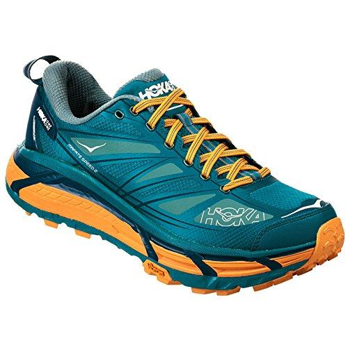 Hoka One One Mafate Speed 2harbour Blue scarpe da trail, verde, 48 verde