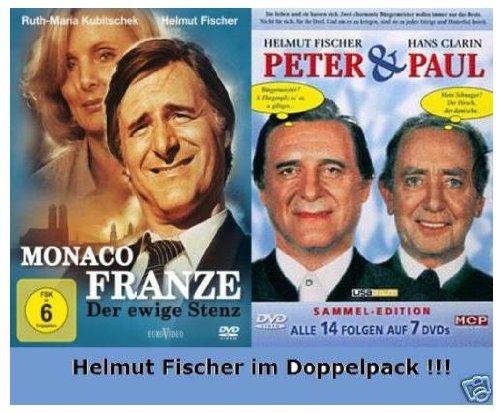 Peter & Paul - Helmut Fischer Doppelpack (10 DVDs)