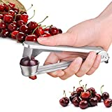 Heavy Duty Cherry Pitter Tool, Stainless Steel Cherry Pit Remover