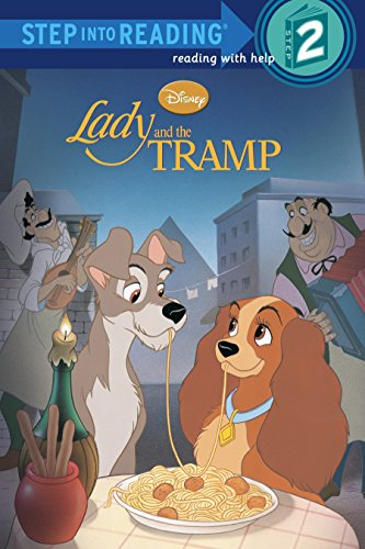 Lady and the Tramp (Disney Lady and the Tramp) (Step Into Reading. Step 2) por Delphine Finnegan