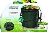 Florabest Falttone Garten Abfallsack - 85 Liter