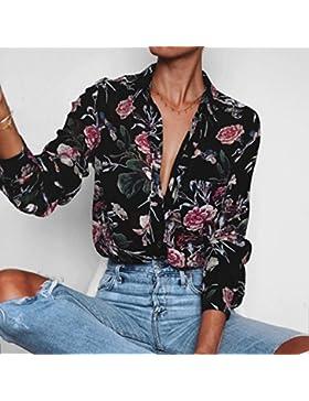 blusas mujer otoño 2017 casual Switchali moda blusa manga larga ropa de mujer en oferta vestidos de fiesta Cuello...