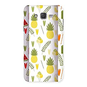Neo World Cool Summers Back Case Cover for Galaxy J7