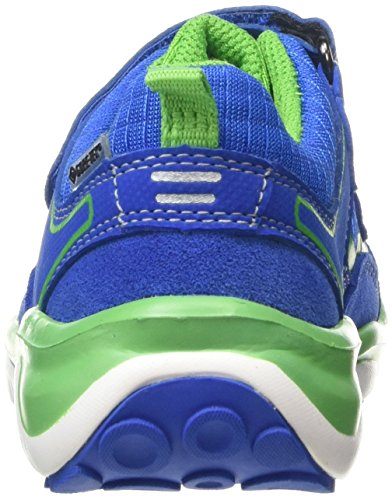 Superfit Jungen Sport5 Mini Low-Top Blau (BLUET KOMBI 85)