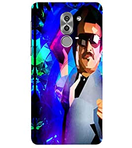 HUAWEI HONOR 6X STONE COLD PRINTED BACK CASE COVER by SHAIVYA