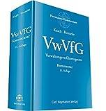 Verwaltungsverfahrensgesetz Kommentar VwVfG Kommentar
