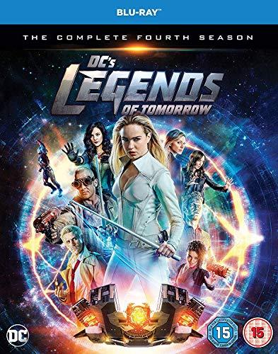 Blu-ray1 - Dc Legends Of Tomorrow S4 (1 BLU-RAY)