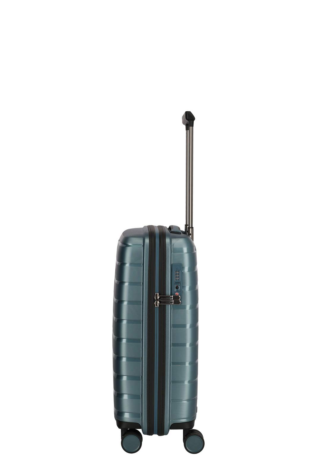 travelite Hartschalen-koffer-Serie «Air Base» Von Travelite In 2 Farben: Unverwüstlich, Funktional, Cool Equipaje de Mano, 55 Centimeters