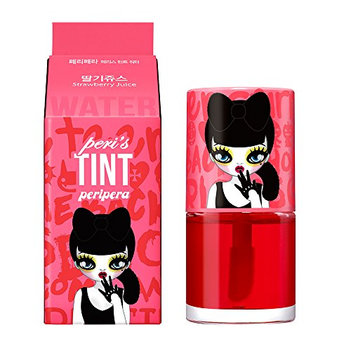 PeriPera Lip Tint Water #5 Starwberry Juice