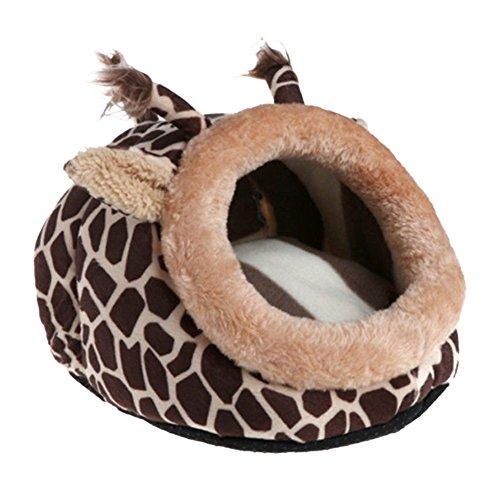 Quanjucheer - Jaula dormir suave cómoda mascotas