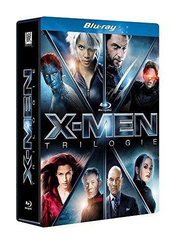 Coffret trilogie X-men : X-men ; X-men 2 ; X-men l'affrontement final [Edizione: Francia]