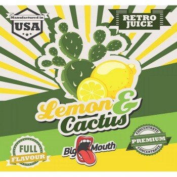 Big Mouth Aroma Lemon Cactus 10ml
