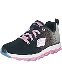 Skechers Mädchen Skech Air Ultra Glitterbeam Low-Top