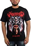 Photo de Aborted - - T-shirt Dead Skin Homme par Aborted