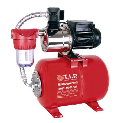 T.I.P. HWW 1000/25 Plus F 31144 Hauswasserwerk