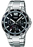 Casio Homme Stainless Steel Watch, Gris