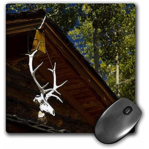 Danita Delimont - Ranches - Miranda camp, Philmont Scout Ranch, New Mexico, USA - US32 MPR0026 - Maresa Pryor - MousePad (mp_145265_1)