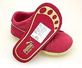 Puma Suede Crib 355965 24 Kinderschuhe Pink Rosa Wildleder Baby 17