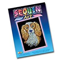 KSG - Sequin Art Spaniel