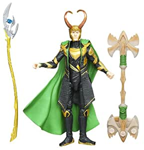 Avengers - 37481 - Figurine - Cosmic Spear Loki