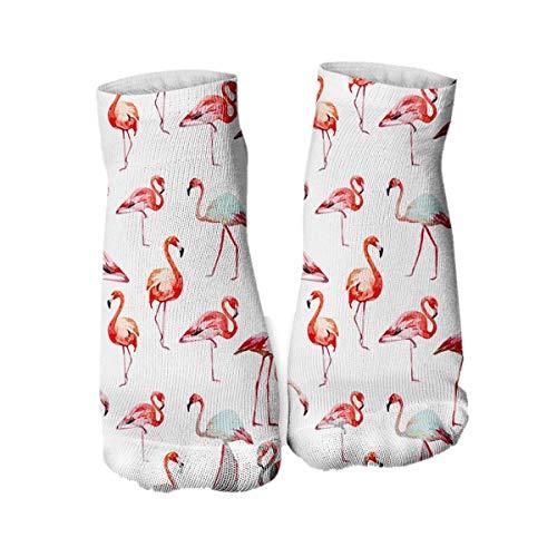 Hello Kitty Socken - Ferocity Lustige Socken Sneaker Halbsocken Strümpfe
