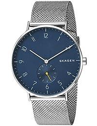 1f25bc450e1d4e Skagen Aaren Analog Blue Dial Men s Watch - SKW6468