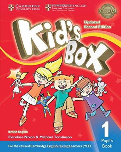 Kids-Box-Level-1-Pupils-Book-British-English
