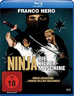 Ninja - Die Killer-Maschine [Blu-ray]