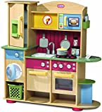Little Tikes Premium Cooking Creations Wood Kitchen
