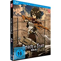 Attack on Titan - Staffel 1 - Vol. 2 - [Blu-ray] [Limited Edition]