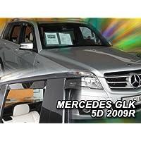 2008-2015 Fussmatten Autoteppiche COMFORT Mercedes GLK-Klasse X204 Bj