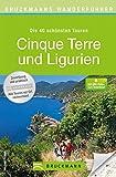 Bruckmanns Wanderführer Cinque Terre und Ligurien - Michael Pröttel