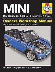 Mini Repair Manual Haynes Manual Service Manual Workshop Manual 2006-2013