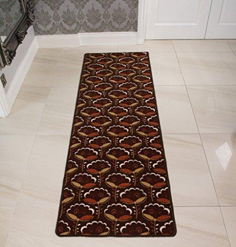 modern-brown-floral-design-affordable-machine-washable-non-slip-rubber-kitchen-mat-luna-3-sizes