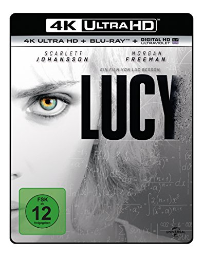 Lucy - Ultra HD Blu-ray [4k + Blu-ray Disc]