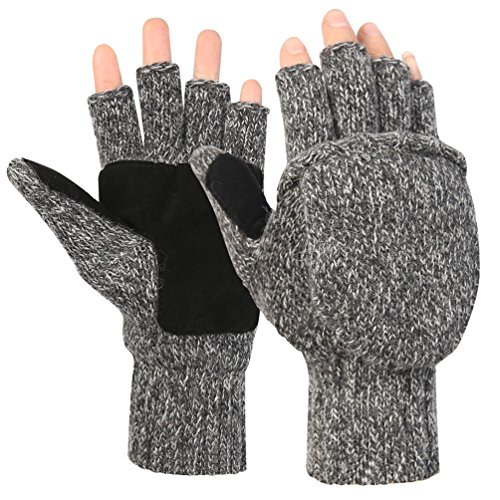 novawo-wool-blend-knit-convertible-insulating-fingerless-gloves-with-mitten-cover-gray