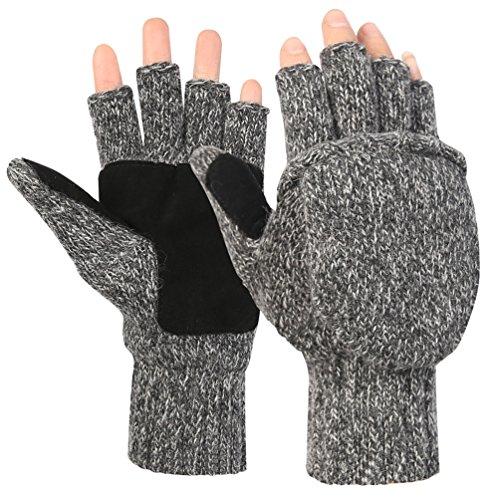 novawo-laine-mixte-tricot-convertible-isolss-avec-mitaines-couvercle-des-doigts