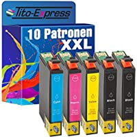 PlatinumSerie® 10 Cartucce compatibile con Epson TE1811 TE1812 TE1813 TE1814