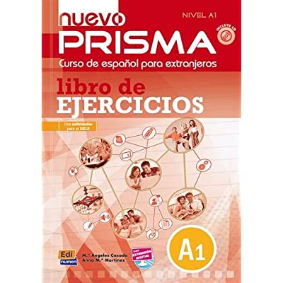 Nuevo prisma niveau A1 : Cahier d'exercices (1CD audio)