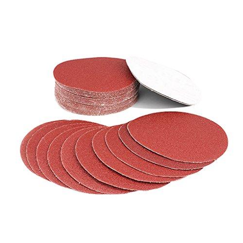 Discos Velcro de Papel de lija