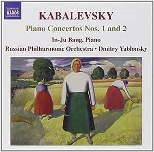 Concerto Pour Piano N°1 Et 2