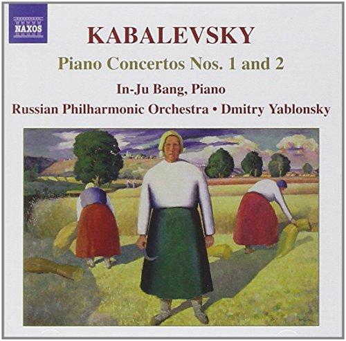 Klavierkonzerte Nr. 1+2