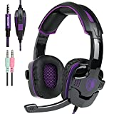 Best Afunta Headset PC - Nuevo Xbox One PS4 Auriculares para Gamers con Review