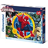 Clementoni - Puzzle Ultimate Spiderman, 104 piezas (278640)