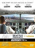 PilotsEYE.tv | Frankfurt - SEATTLE |:| DVD |:| Cockpitflight Lufthansa | A330-200 | Bonus: Boeing plant 747-8 & Museum of Flight