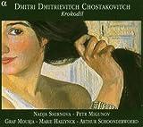 Chostakovitch - Trio op.67 / 5 Romances op.121 / Satires op.109...