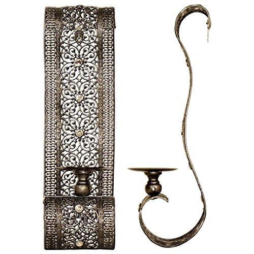 Carrick diseño Andros candelabro de Pared